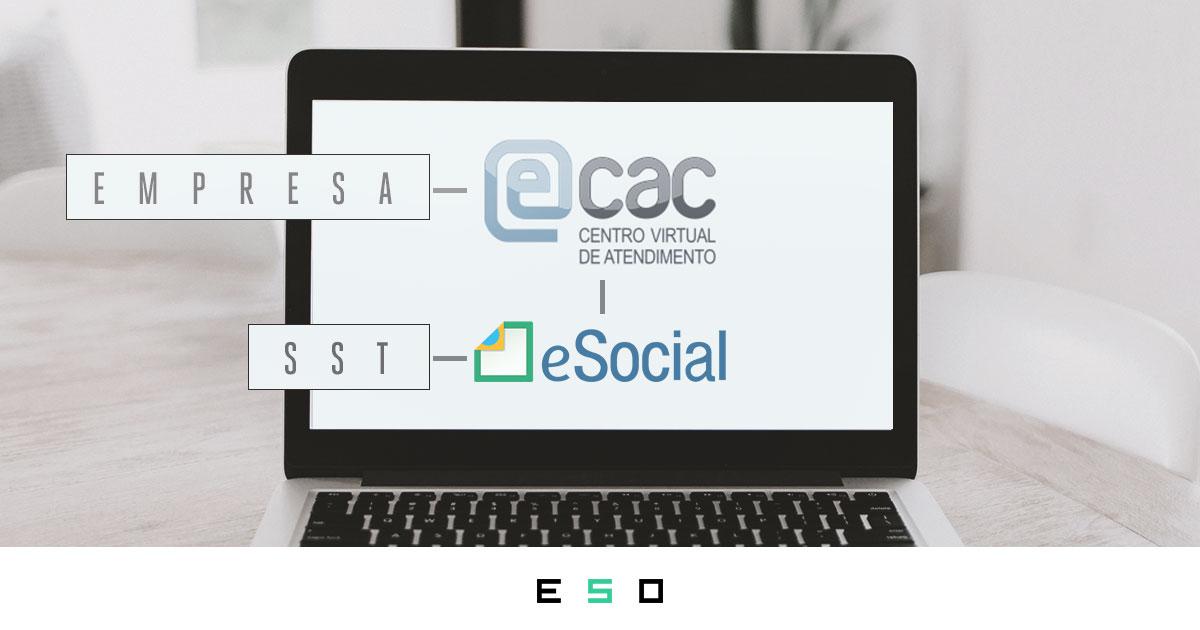 Como Criar Procuração Digital no e-CAC para os Eventos de SST do eSocial